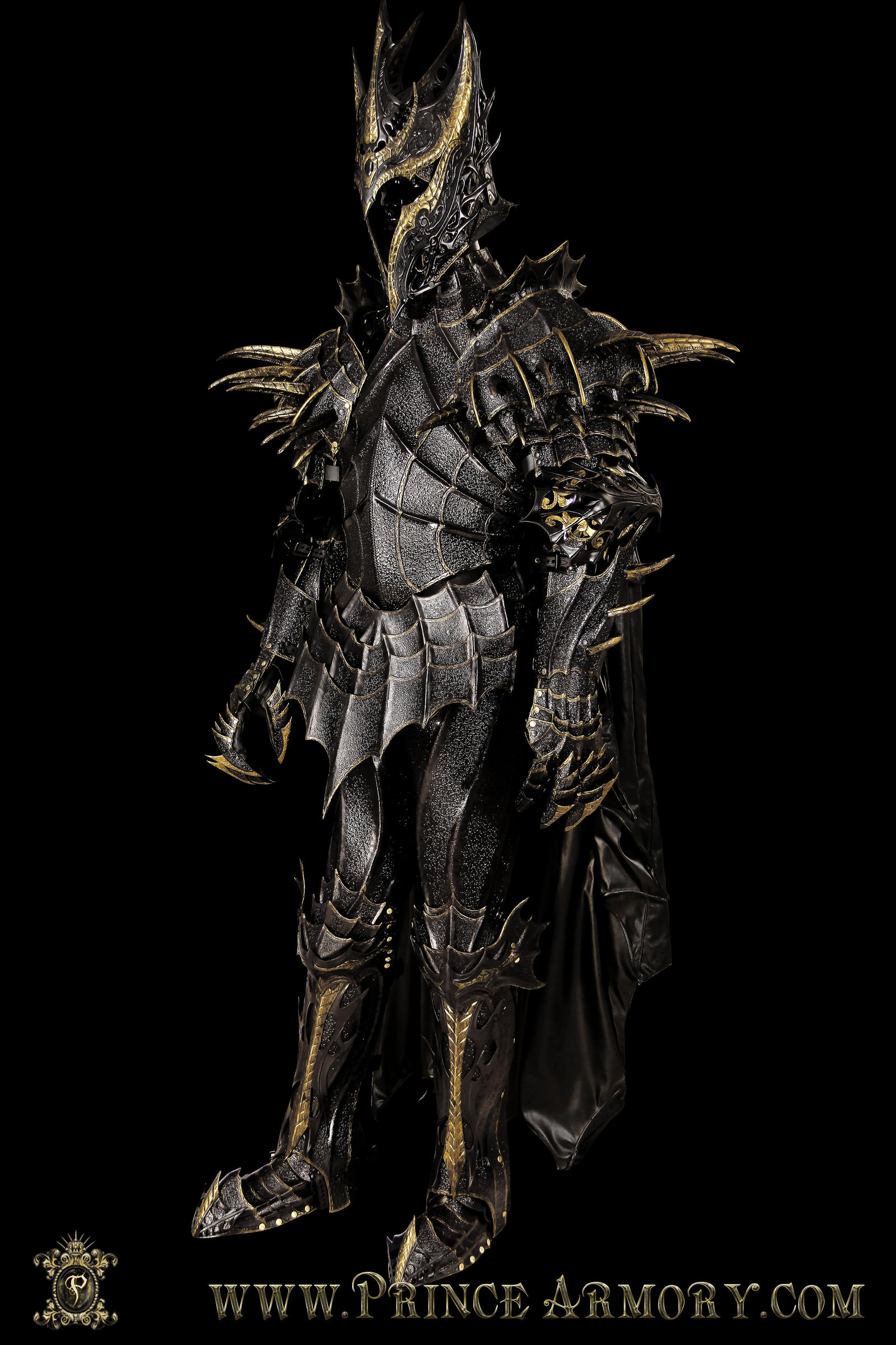 First Age Sauron Leather Armor