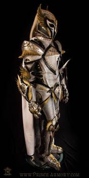 White Knight Armor