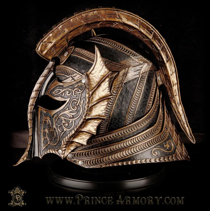 Corinthian Helmet by Azmal