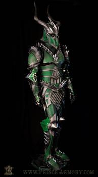 Warlord Armor Custom Leather Armor