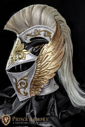 Dawnbringer Helmet by Azmal