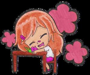 Sweet dreams by Lizally