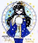 Lizitober Day 23-24 Firefly / 25-26 Zodiac by Lizally