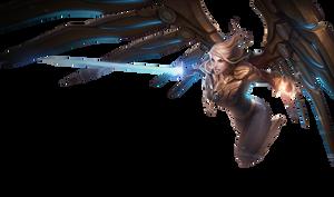 Aether Wing Kayle Render