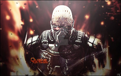 Quake by Kyle-Garland