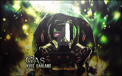Gas by Kyle-Garland