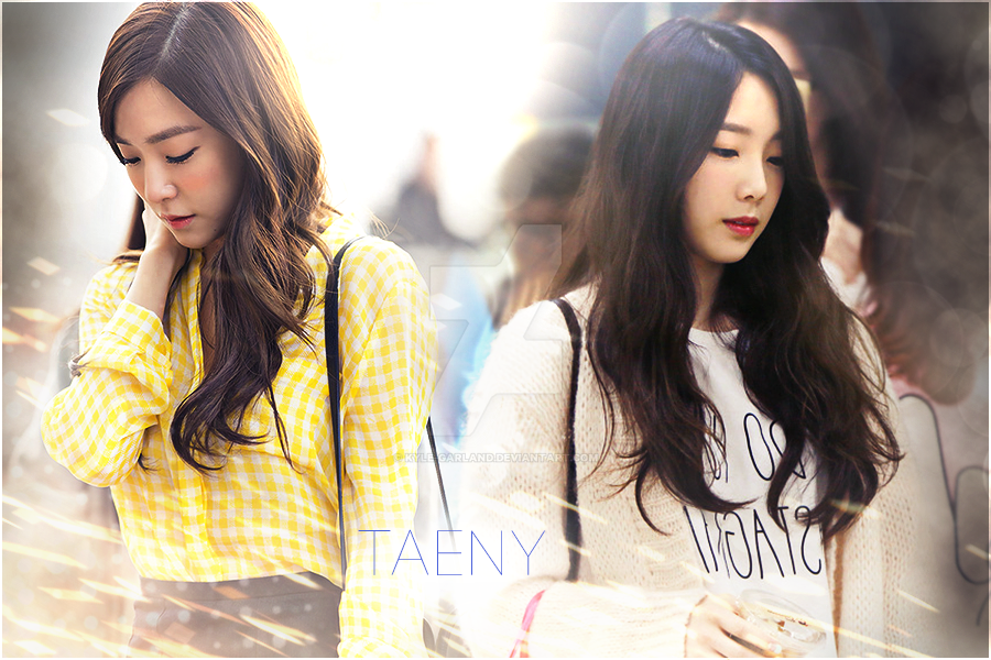 TaeNy 14 by Kyle-Garland