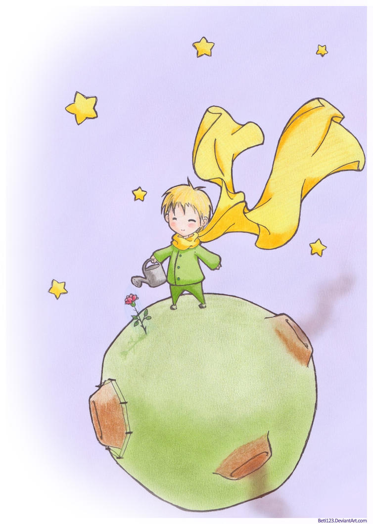 The Little Prince By Beti123 On DeviantArt