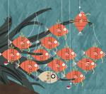 Fishing for Feebas