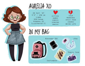 Meet the Artist - Aurelia XO