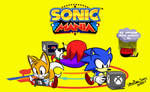 Sonic Mania Launch Day