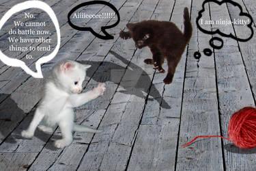Kitten Battle v2
