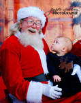 Gregory Meets Santa Claus by filemanager