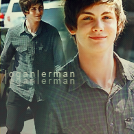 Logan Lerman by leivatinn-fafner