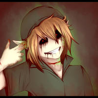 Ben Drowned by Greyviline