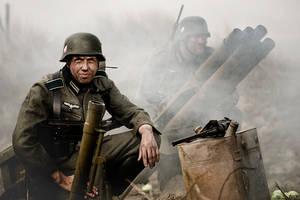 War portrait. by Mo6