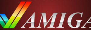 Amiga Logo WIP by ZanaGB