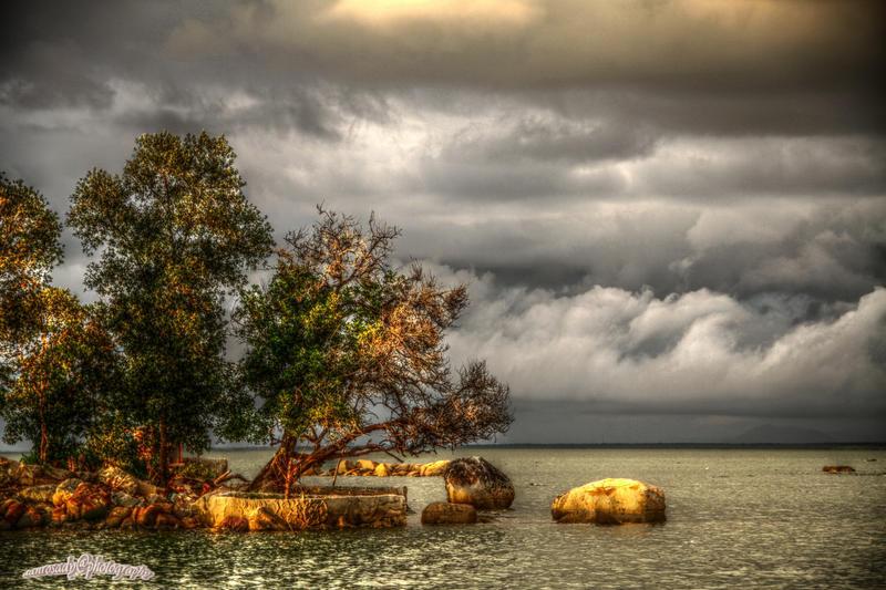 Pulau-simping by AanRosady