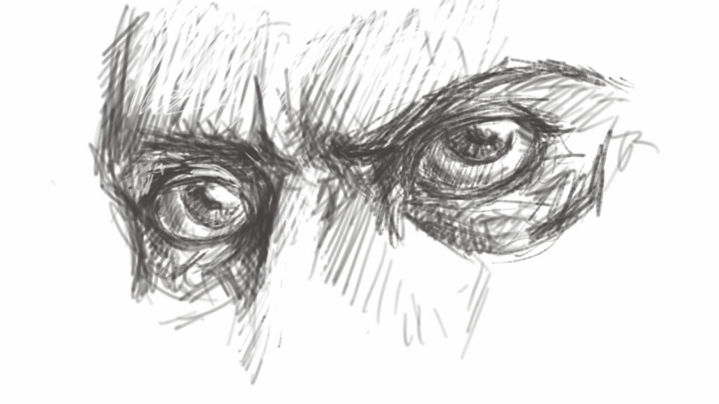 my eyes by Madnessof1