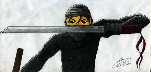 Half Ninja xD