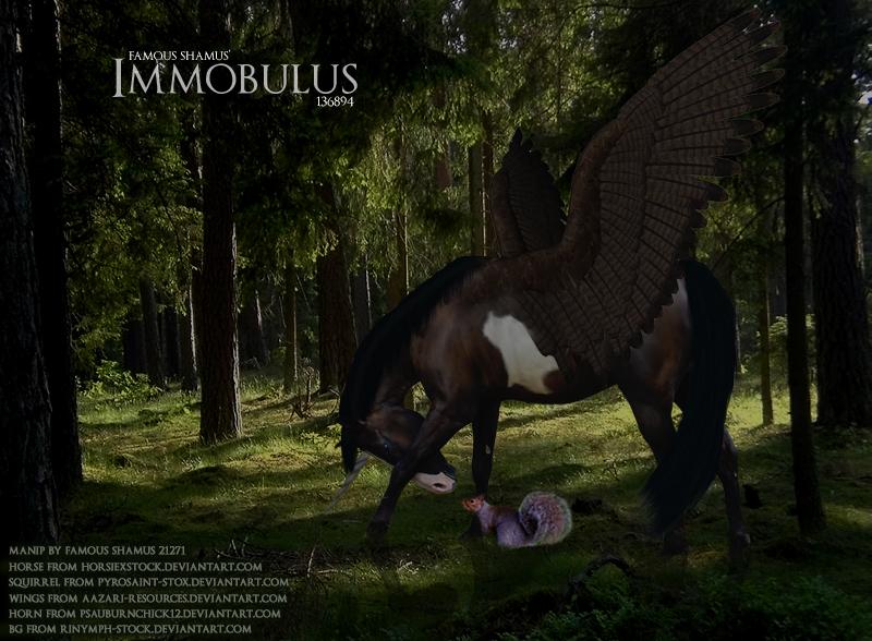 Immobulus by FamousShamus109