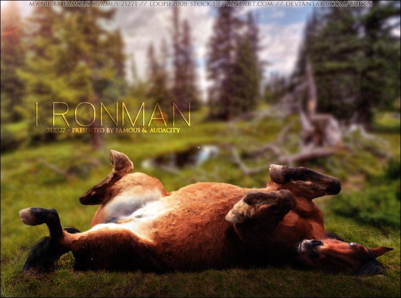 Ironman by FamousShamus109