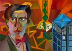 Cubist TARDIS