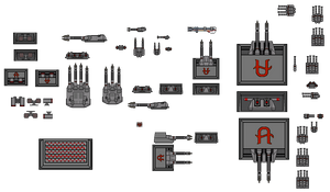 Ophiuchus (Special guns)