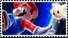 Super Mario Galaxy Stamp