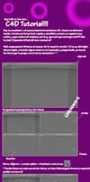 C4d render abstracto tut