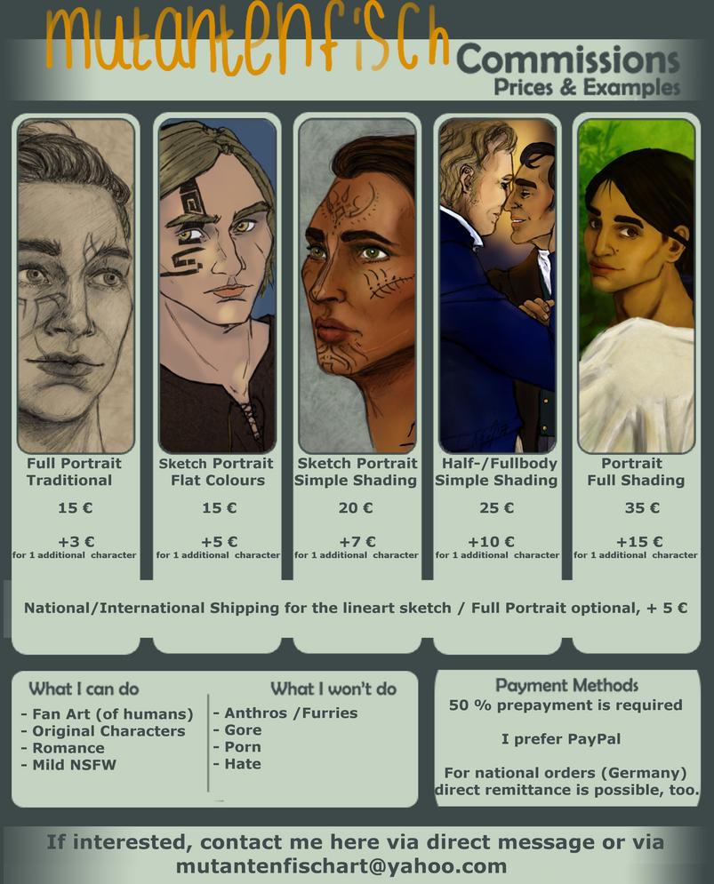 Mutantenfisch's Commission Info 2018 by Mutantenfisch