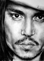 Johnny Depp by frescasebrava