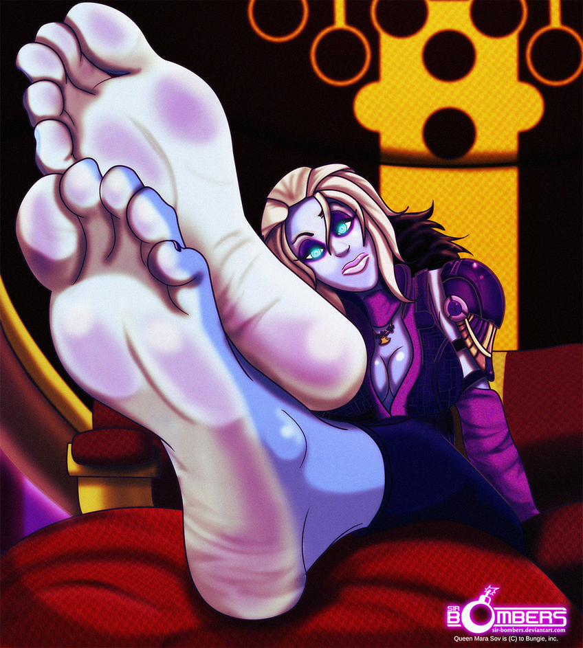 Destiny mara sov hentai