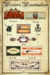Harry Potter Wandmakers: Part I Western Wandmakers by LittleBlackForest