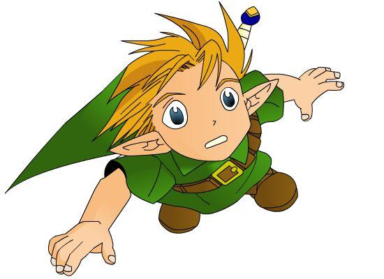 Link Shocked by Va10r65