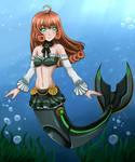RWBY Mermaid Penny