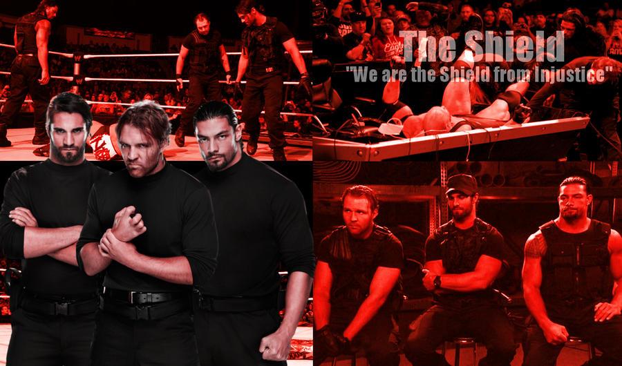 WWE Wallpaper WWE THE SHIELDS WALLPAPER 2013  Fanpop