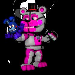Adventure Funtime Freddy by robrichwolf