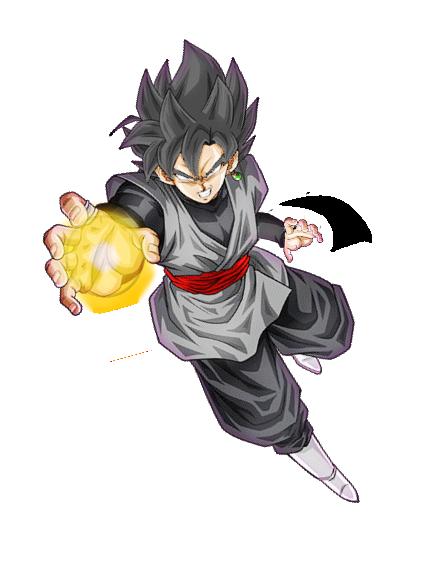 Final Form Goku Black by robrichwolf