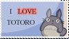 I love TOTORO by AlinaLuna