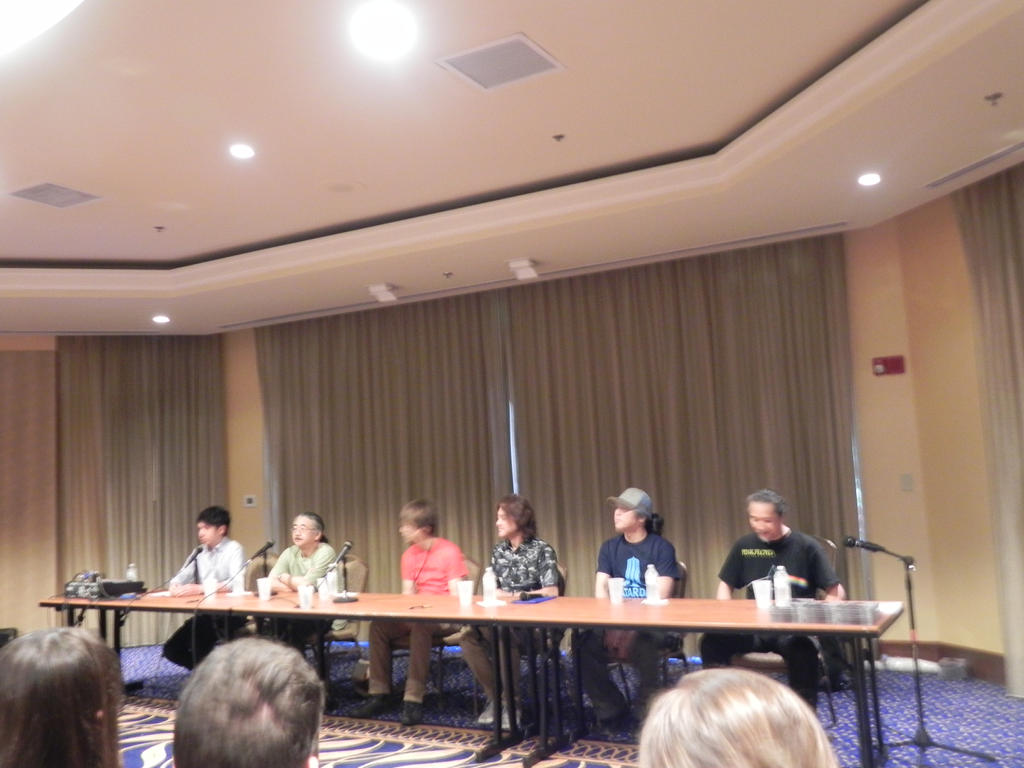 Nobuo and the Earthbound Papas ONF 2014 by Kawaiikitti1241