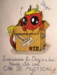 (Eastern) Dragon in a Box