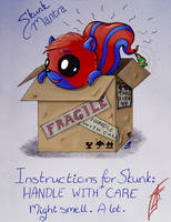 Boxed Skunk Mantra by Ventus-Fall