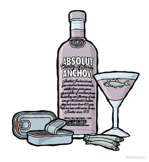Absolut Anchovi
