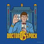 Doctor Spock by Randy-Coffey