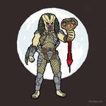 E.T. vs. Predator
