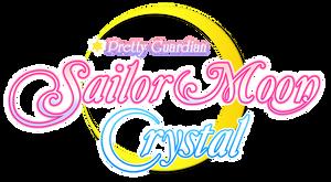 Sailor Moon Crystal Shinsouban Logo by AnnaMaryMarian