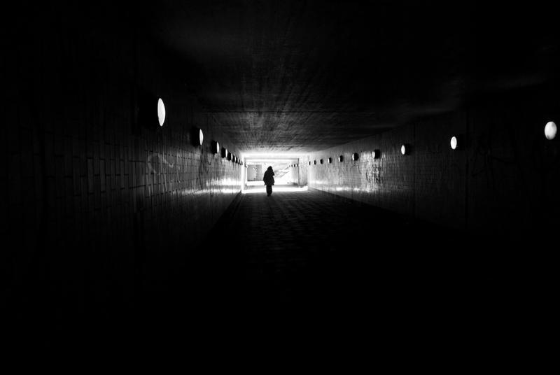 Tunnel by xXIcigoXx