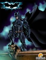 The Dark Knight by Neokoi