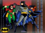 Batman The Animated Series